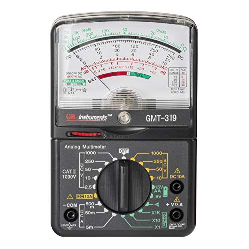 Gardner Bender GMT-319 Multimeter Tester