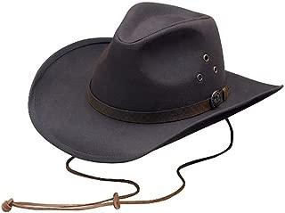 Outback Trading Oilskin Trapper Hat 1481
