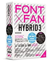 フォント・アライアンス・ネットワーク FONT x FAN HYBRID 3 乗り換え/特別限定版