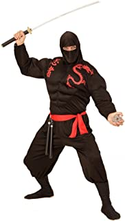 Amazon.es: disfraz ninja adulto