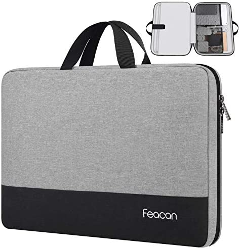 Feacan Laptop Sleeve 15 6 inch Laptop Case Briefcase for Acer Dell HP Lenovo Notebook Ultrabook product image