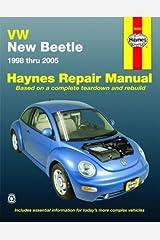 VW New Beetle 1998 thru 2005 (Haynes Repair Manual) Paperback