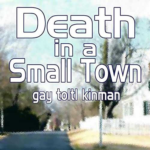 Death in a Small Town cover art
