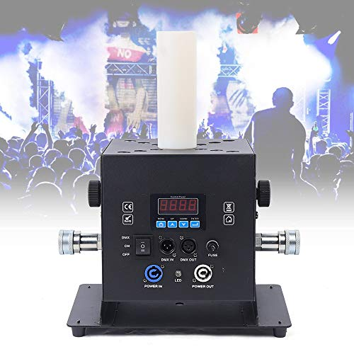 Learn More About DNYSYSJ 110v Co2 Jet Machine, Party Led CO2 Jet Machine with 8 DMX Channels, for Bi...
