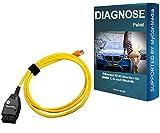 MyCor-Media Ethernet Diagnose Interface für BMW F-Modelle komp. Rheingold, E-SYS + Software