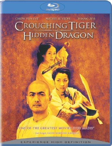 Crouching Tiger Hidden Dragon [Blu-ray]
