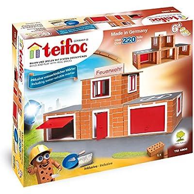 Teifoc Regular Brick Kit