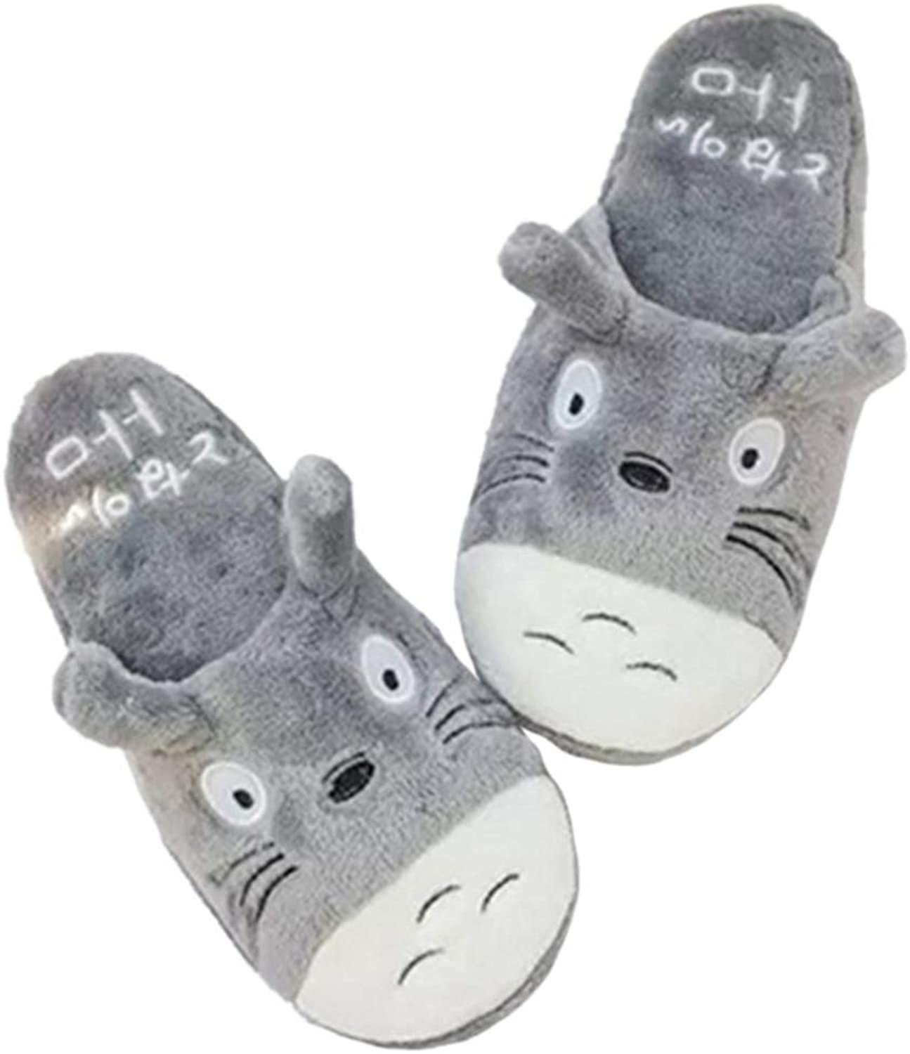 Cute Cartoon Women Slippers Non-Slip Animal Female Couple Home Indoor House Bedroom Male shoes
