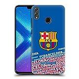 Head Case Designs sous Licence Officielle FC Barcelona Impact Crête Coque Dure pour l'arrière...