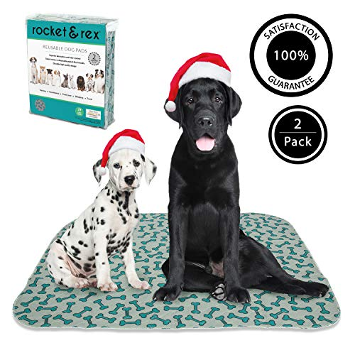 rocket & rex Washable Pee Pads for Dogs