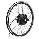 Qqmora Resistente al desgaste Alta robustez Bicicleta de Montaña Parte de Bicicleta de Montaña Conversión Kit Eléctrico Impermeable para Entretenimiento en el Hogar para Deportes Escolares (Precursor)