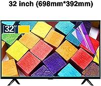 DPPAN 32インチアンチブルーライト 液晶保護フィルムテレビモニター用、スーパークリア LED 反射防止 スクリーンセーバー、保護フィルム 目を守る アンチスクラッチ,A