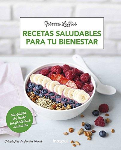 Recetas saludables para tu bienestar (ALIMENTACION)