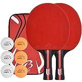 Lynlon Tischtennisschläger mit 6...