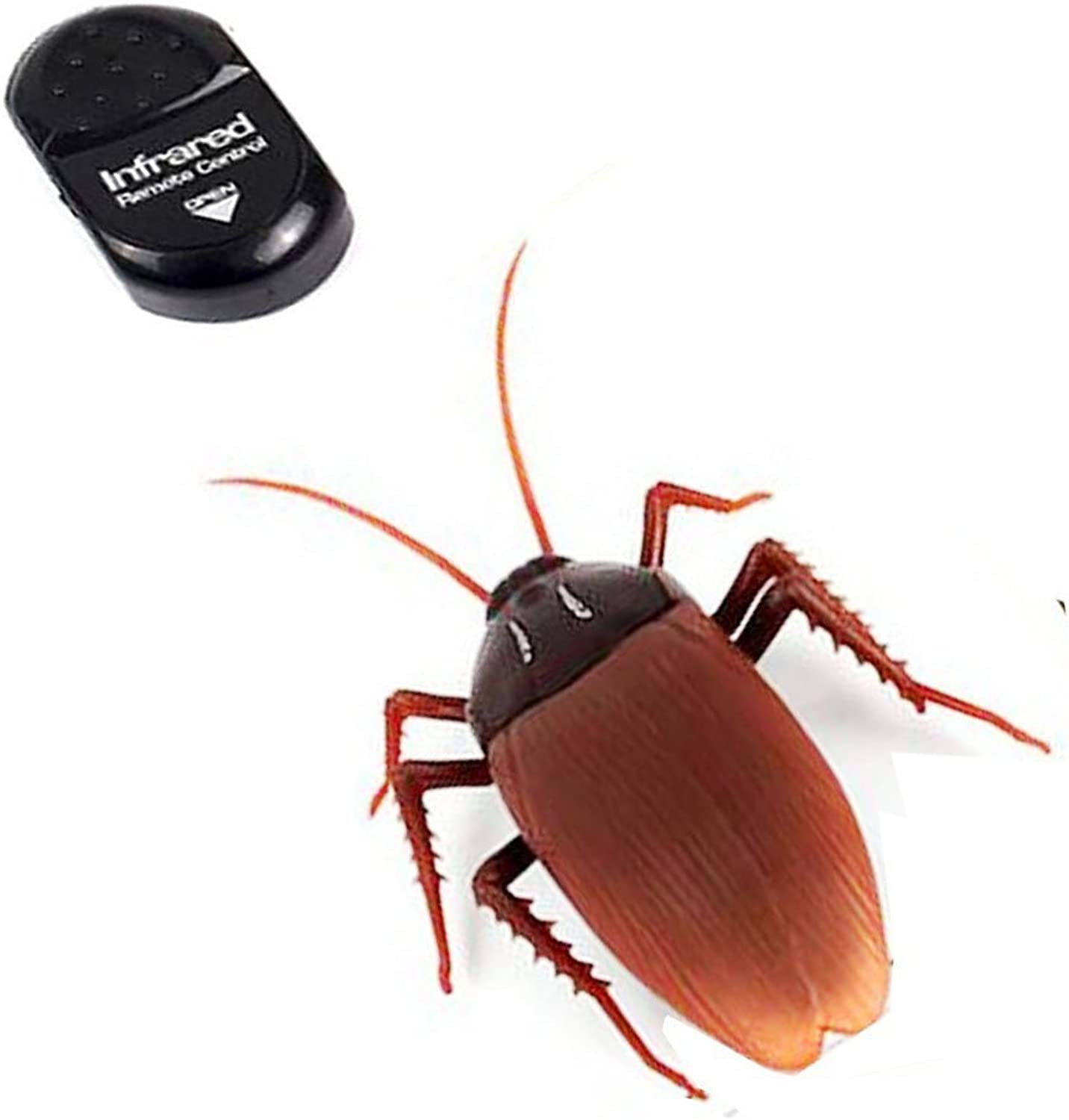 Toy for Kids Gift, ABCmall Novelty Emulational Remote Control Cockroach Animal Toy Funny Toy for Christmas