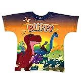 Blippi Child Dinosaur Shirt for Kids (2T)