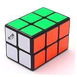 CuberSpeed Qiyi 2x2x3 Black Cuboid Cube Qiyi 223 Magic Cube Tower Shaped MoFangGe 2x2x3 Magic Cube