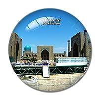 Registan Samarkandウズベキスタン冷蔵庫マグネットホワイトボードマグネットオフィスキッチンデコレーション