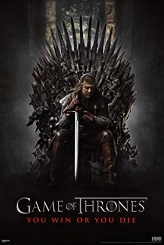 Game Of Thrones Póster de You Win Or You Die