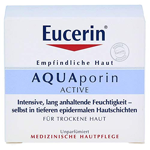 Eucerin AQUAporin Active Creme, 50 ml Creme