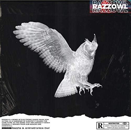 Animatronics Owl & Razzte