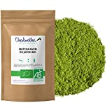Matcha Dégustation Bio 100g - Origine Japon et sachet biodégradable - thé vert Matcha en poudre