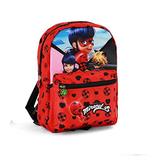 Karactermania Ladybug Split - Mochila infantil