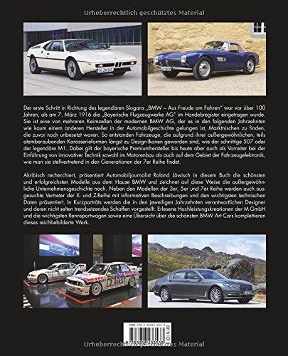 BMW – die schönsten Modelle: 100 Jahre Design und Technik - 3
