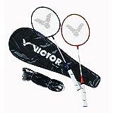 Victor C-7044 Outdoor Badminton Racket Set