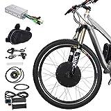 "Best Electric Bicycle Conversion Kits - Voilamart E-Bike Conversion Kit 26"" Front Wheel 36V Review"