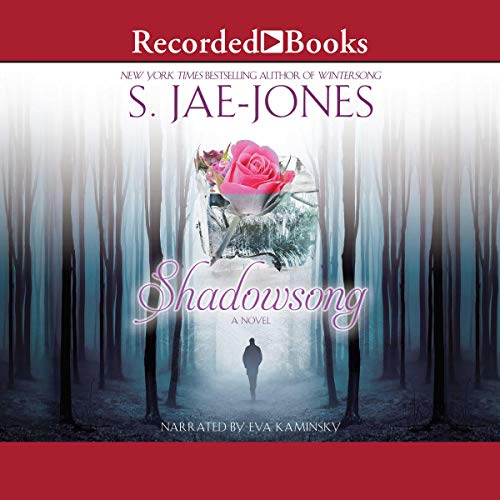 Shadowsong audiobook cover art