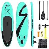 streakboard Tabla Hinchable, Stand-up Paddle Surf de Sup, Grosor hasta...