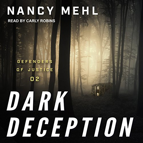 Dark Deception audiobook cover art