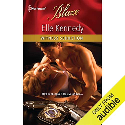 Witness Seduction audiobook cover art