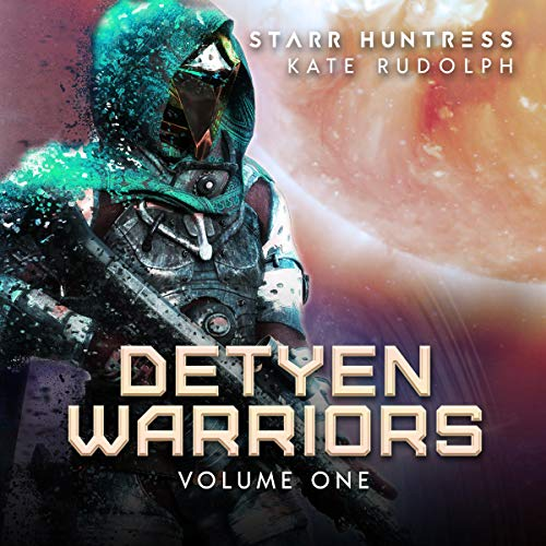 Detyen Warriors: Volume One audiobook cover art