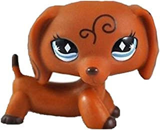 Sonmer Animal Pet Collie Dog Collection Child Girl Boy Figure Toy