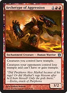 Magic: the Gathering - Archetype of Aggression (88/165) - Born of the Gods