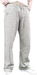 Babista Pantaloni Leggeri Uomo Stretch Pantaloni Tessuto Pantaloni TREND-Pantaloni Bianco Fashion Trend