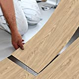 FDKJOK Suelo de PVC autoadhesivo impermeable para decoración del hogar (C)