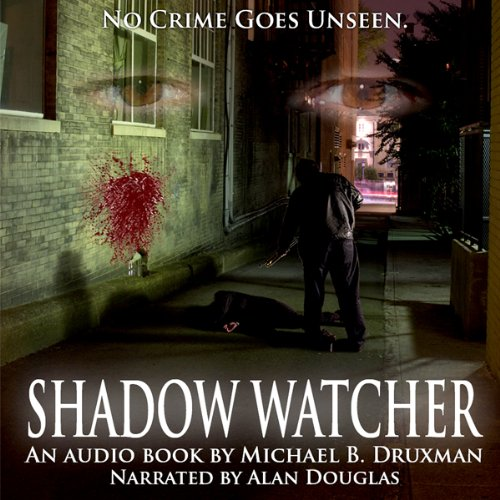 Shadow Watcher audiobook cover art