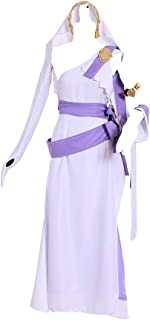 DUNHAO COS Anime Women's Fire Emblem Heroes Birthright Singer Azura Cosplay Costume