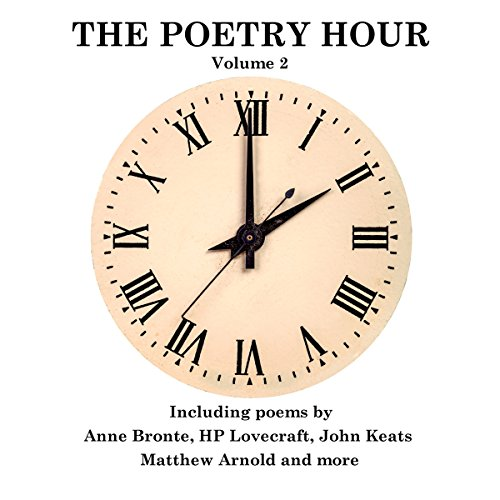Page de couverture de The Poetry Hour, Volume 2