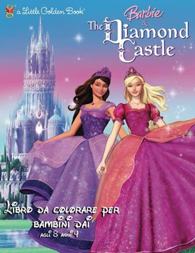 Barbie libro da colorare