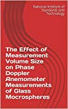 The Effect of Measurement Volume Size on...