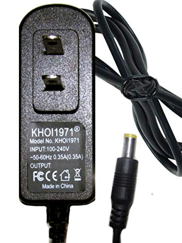 KHOI1971 8-FEET Fast Wall Charger AC Adapter Compatible with DXAEJ14 DEWALT 1400 Peak Amp Jump Starter with Digital Compressor Charger AC Adapter NOT Created or Sold by DEWALT