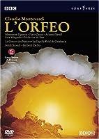 モンテヴェルディ 歌劇《オルフェオ》 リセウ大歌劇場2002 [DVD]