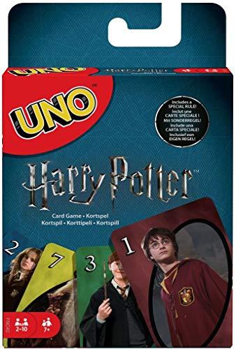 Juego UNO Harry Potter