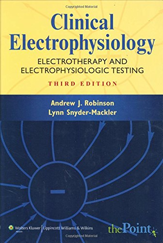Clinical Electrophysiology: Electrotherapy and...