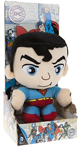 DC COMICS - Peluche con caja del personaje 'Superman'...