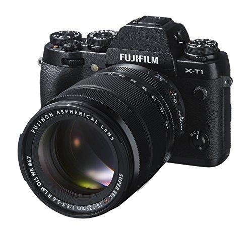 Fujifilm X-T1 Black + XF 18-135mm